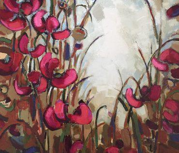 Crystal Heath, Painter