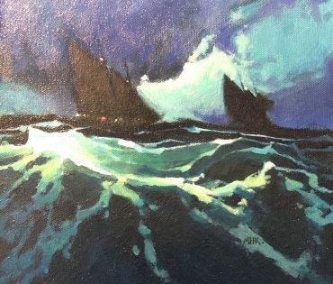Marshall Hugh Kaiser, BFA – Painter
