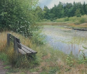 Tiffany Hastie, Painter