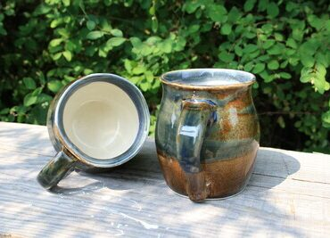 Shades of Green Pottery (Janet Magdanz), Potter